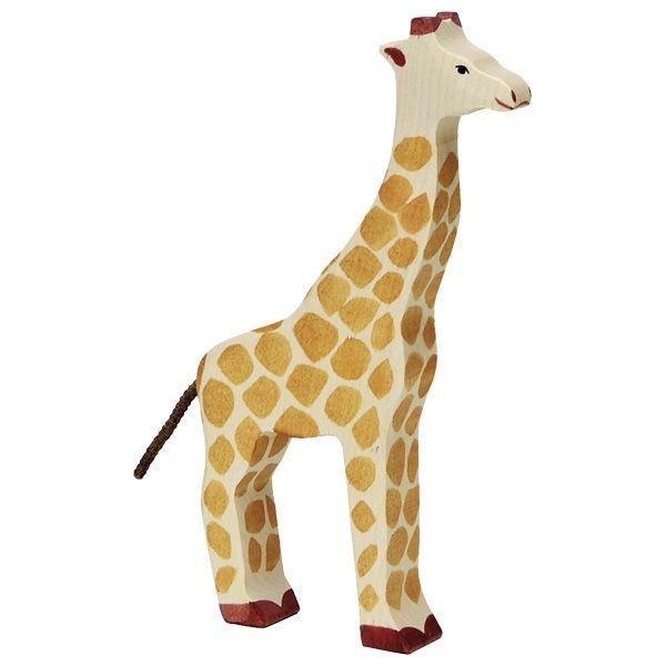 Giraffe - Holztiger