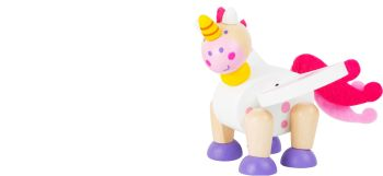 Unicorn Flexi Figure