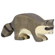 Racoon - Holztiger