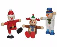 Flexi Christmas Characters