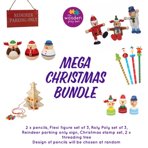 Mego Christmas Bundle