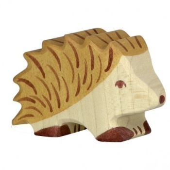 Hedgehog, small - Holztiger