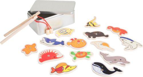 Fishing Game - Sea Creatures