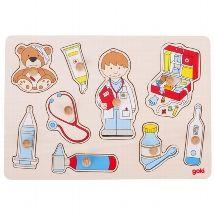 Peg Puzzle - Doctors