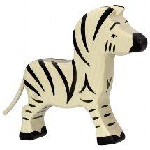 Zebra small - Holztiger