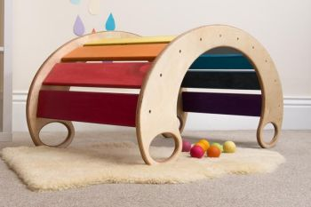 Rainbow Bug - Toys by Nature