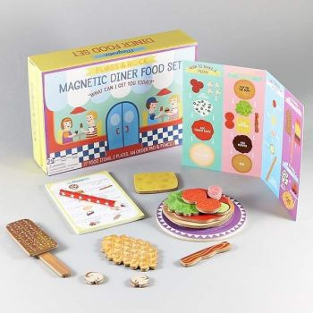Magnetic Diner Set