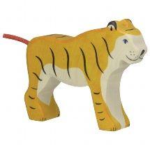 Tiger - Holztiger