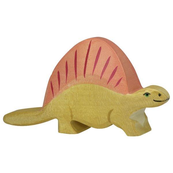 Dinosaur - Dimetroden - Holztiger