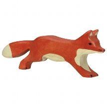 Fox, running - Holztiger