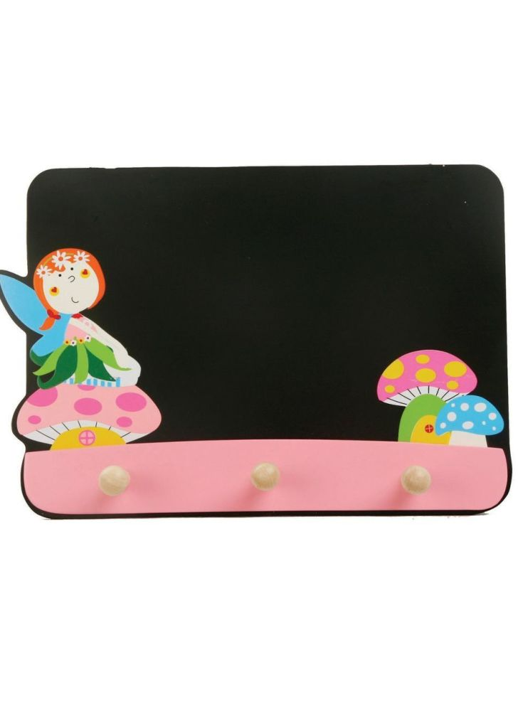 Fairy Peg Chalkboard