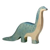 Dinosaur -  Brontosaurus - Holztiger