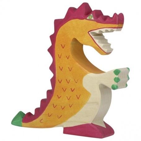 Dragon, Red - Holztiger