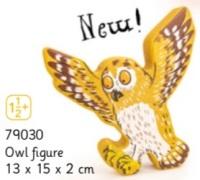 Gruffalo Character - Owl