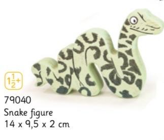 Gruffalo Character - Snake