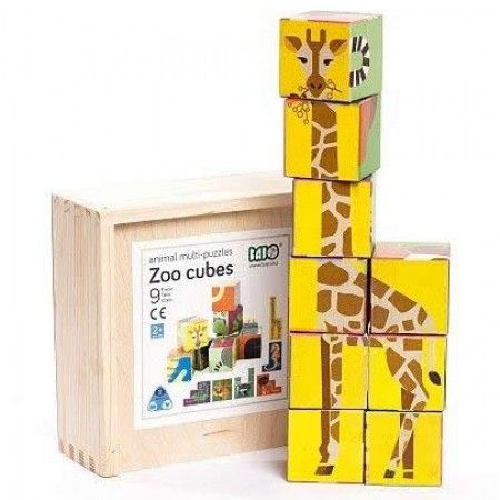 Zoo Cubes - Bajo