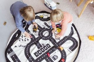 Road Map - Play & Go, play mat & toy storage
