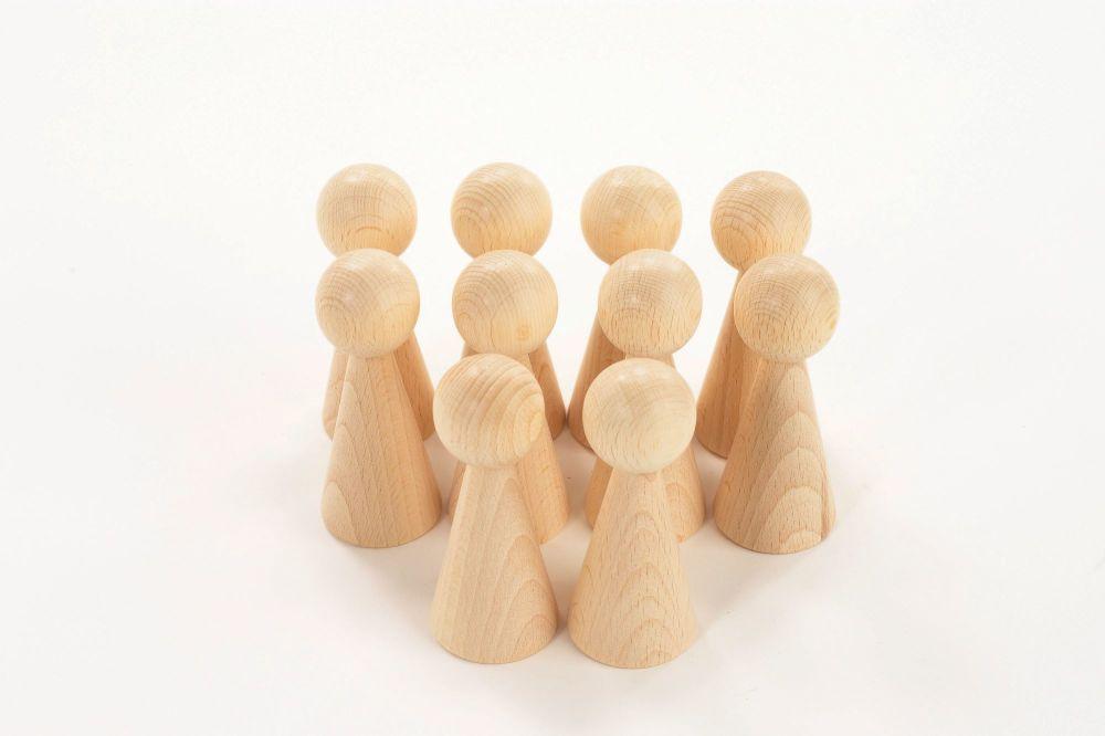 Conical Figure 10cm