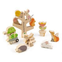 Stacking Garden Animals