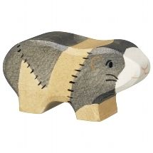 Guinea Pig - Holztiger