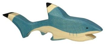 Shark - Holztiger