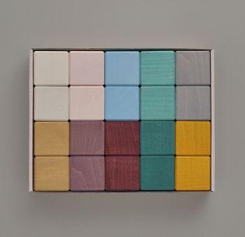 Forest soul Cubes Set