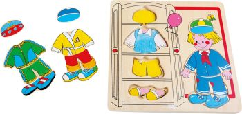 Dress Up Puzzle - Was £7 now £5
