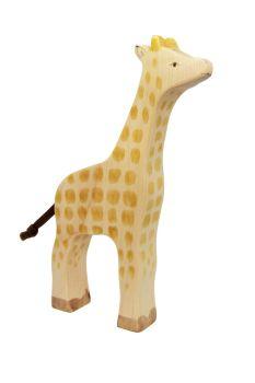 Giraffe calf - Eric & Albert