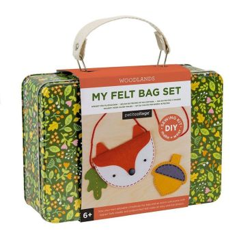 DIY Kit - My Felt Bag Set