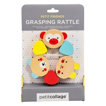 Grasping Rattle