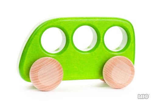 Bus - Green