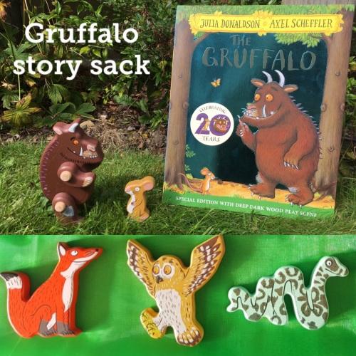 Gruffalo Story Sack