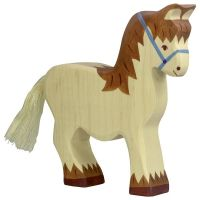 Cart Horse - Holztiger