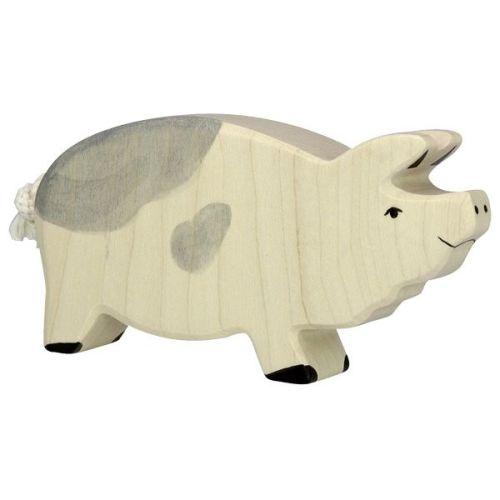Boar, Dappled - Holztiger