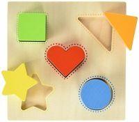 Goki-Color-Shape-Assorting-Board