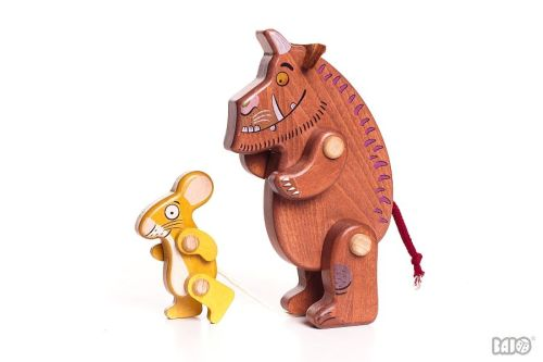 Gruffalo and Mouse Figures