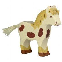 Pony - Holztiger