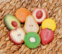 Sensory Play Stones - Fruit