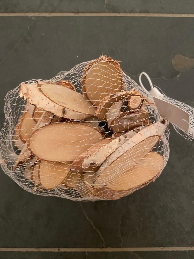Bag Log Slices