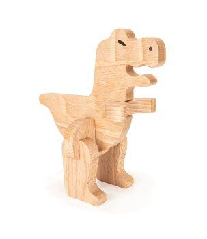 Paleo - Animals T-rex Puzzle & Build