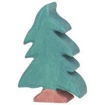 Conifer, small - Holztiger
