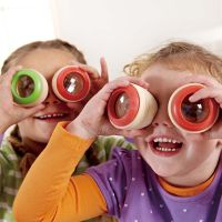 Eye Spies (Red, Yellow, Blue, Green)