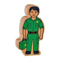 Lanka Kade - Figure, Green Paramedic