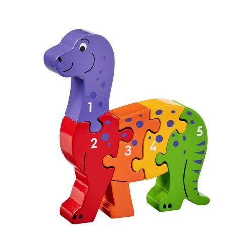 Dinosaur 1-5 Jigsaw