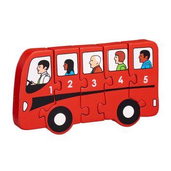 Bus 1-5 Jigsaw