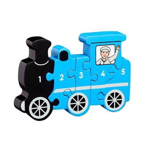 Train 1-5 Jigsaw