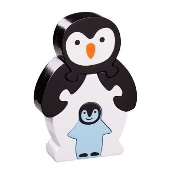 Lanka Kade - Penguin and Baby Jigsaw