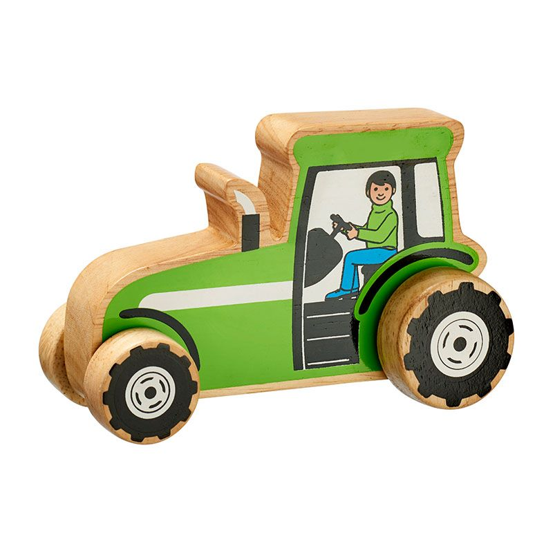 Tractor - Green