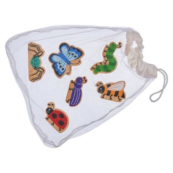 Bag of 6 animals - Mini Beast
