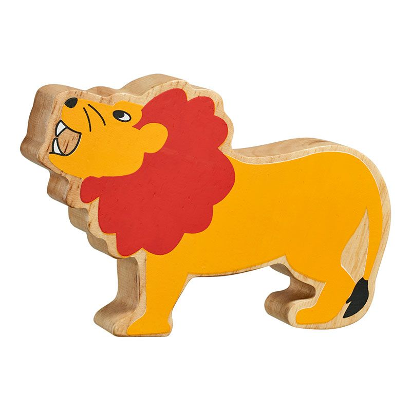 Lion (with tail)